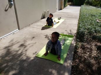Spanish Yoga!
