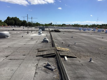 Building Envelope Improvements( Roofing)