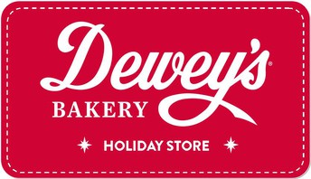 Dewey's - one more week to go!