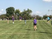 Water Balloon Fight goes to Junior Class