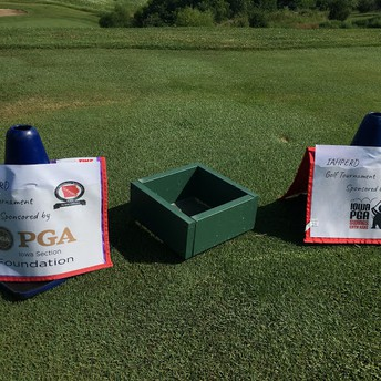 Thank you Iowa PGA for sponsoring our event!