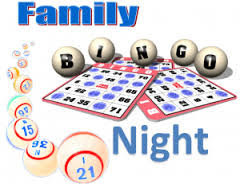 Save the Date:   Bingo Night and Gift Basket Raffle - February 23rd