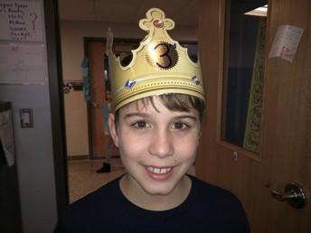 Third Grade - Wyatt