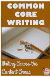 "HLT ""Writing in the Content Areas""  - 3/27/2019 in the library"