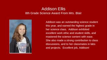 Addison Ellis