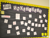STAFF SHOUT-OUTS
