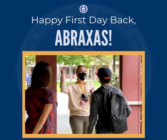 Abraxas High School Opens