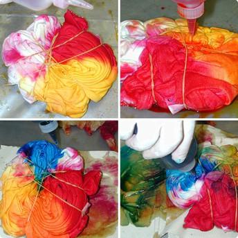 Tie Dye LSE Shirts