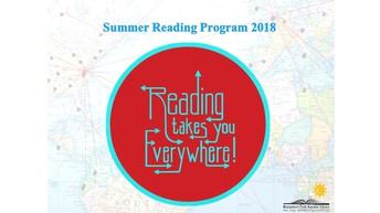 MFRL Summer Reading