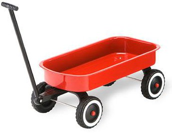 A Child's Wagon
