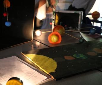 Year Five Planetarium