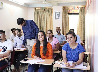 Top Ielts coaching class in vadaj