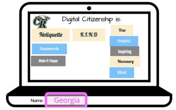 Tech News at CREL: Third Graders Learn More About Digital Citizenship