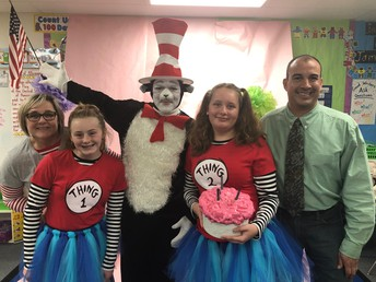 Mrs. Tucker Meets the Cat in the Hat!