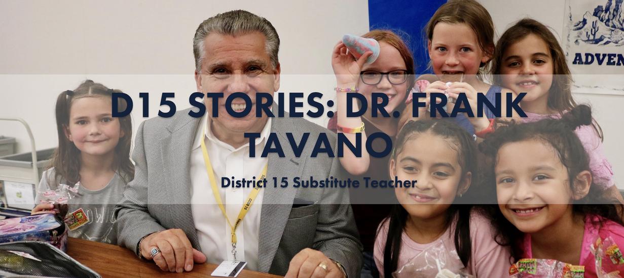 Dr. Tavano profile