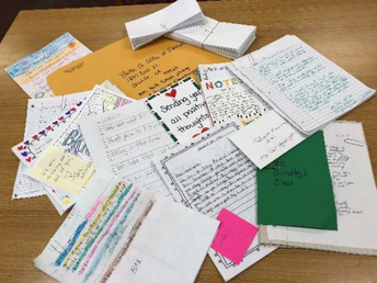 Letters to Victims of California Fire