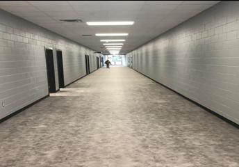 Athletic Hallway