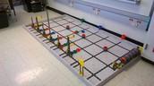 Students use VEX IQ Robotics