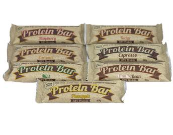 PTFA Nothing Naughty Protein Bars