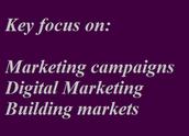 OCVP - Marketing