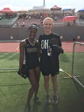 CHS Jumper, Aniah Marshall, advances to State Track Meet