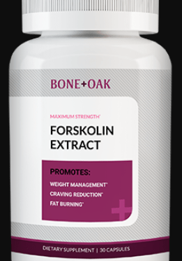 Does Bone + oak forskolin Really Work? Do you lose weight? - [Sincere opinion]
