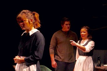 "Cast & Crew Of ""The Crucible"" Draws Rave Reviews"