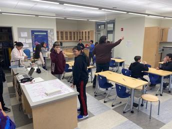 5th Grade - High Touch, High Tech!