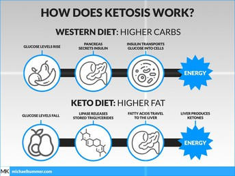 How Does Ketosis Work Using The Best Keto Supplements?