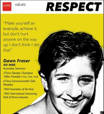 Fraser - Respect