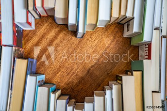 February is Library Lover's Month