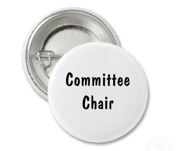 HELP WANTED - Committee Chairs