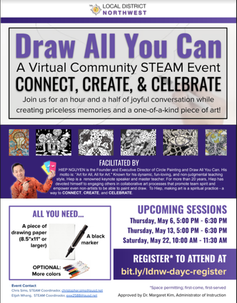 Draw All You Can!