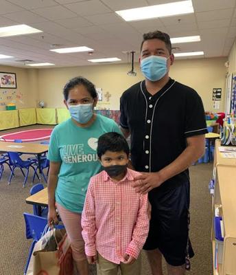Preschool Family Visits