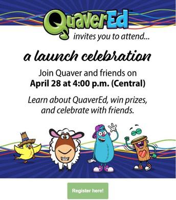 QuaverEd Webinar Registration