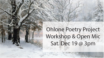 Ohlone Poetry Project - 12/19