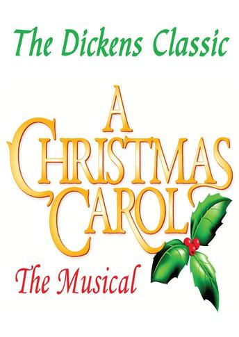 Pre-Payment for A Musical Christmas Carol.