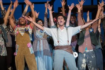"""CHS Musical Theater Stages Tony Award Winner """"Urinetown: The Musical"""" April 12 - 13"""