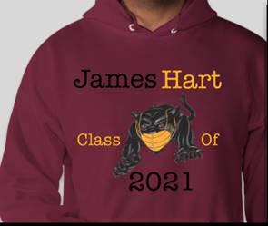 CLASS OF 2021-T-shirts and Sweatshirts