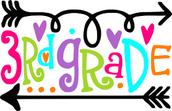 Third Grade News!