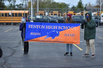Bison Band Banner!