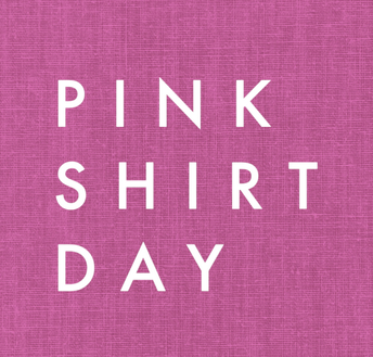 Pink Shirt Day ~ Wipe Out Bullying