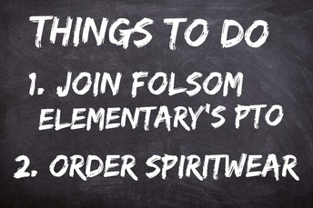 The following events are just a few sponsored by our Folsom PTO!