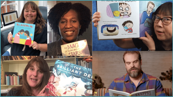 Online Read Alouds and Activities