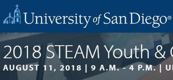 2018 USD STEAM Youth & Community Conference *AUG 11*