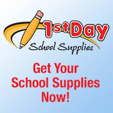 Order your school supplies for the coming school year!