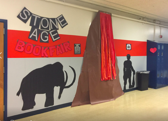 Stone Age Book Fair Headed to CPMS Next Week