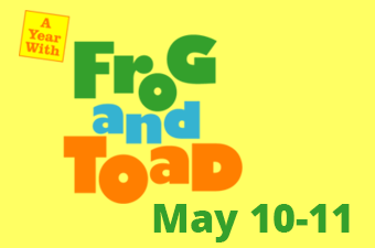 Carroll Theatre Presents A Year with Frog and Toad