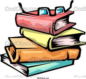 Library Books Due - May 20th