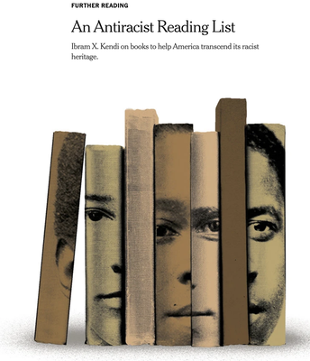 The New York Times: An Antiracist Reading List